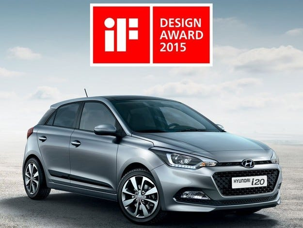 New Generation i20 спечели престижна награда за дизайн