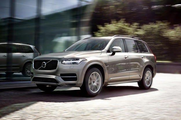 Продажбите на Volvo през януари скочиха с 2%