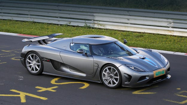 Разкриват тайните на Koenigsegg Agera RS Coupe в Женева