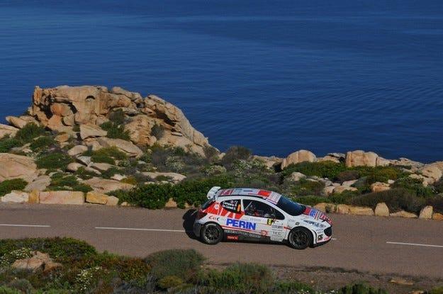 Корсика се връща във WRC