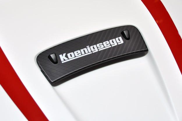 Koenigsegg даде име на своя нов спортен автомобил
