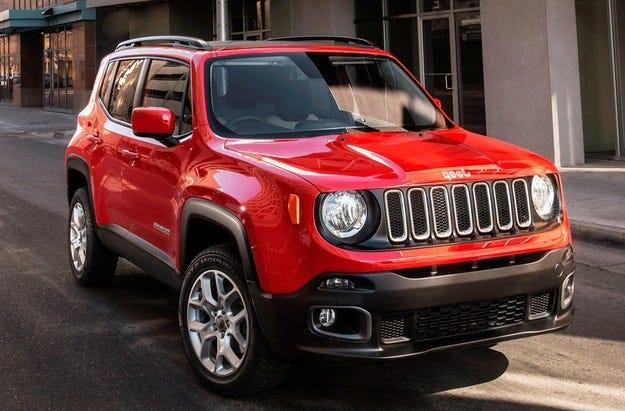 Американската компания Jeep разработва бюджетен кросоувър