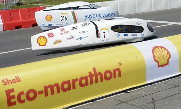 Четири наши отбора в юбилейния Shell Eco-marathon