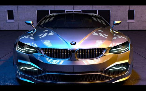 BMW разработва конкурент на електромобила Tesla Model S
