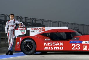 Nissan GT академията атакува Льо Ман