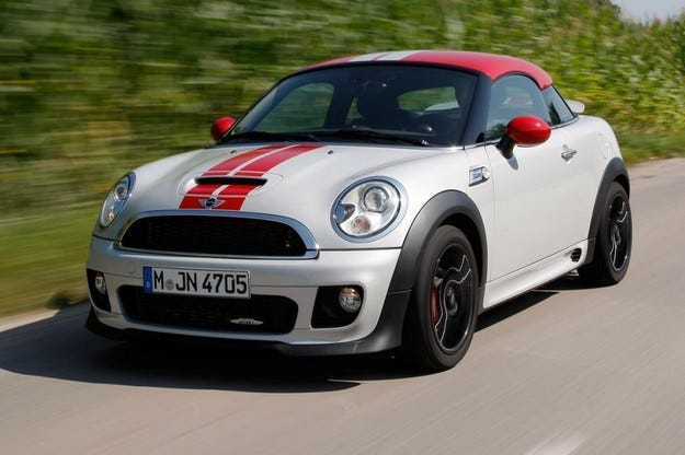 Компанията Mini спира производството на Coupe и Roadster
