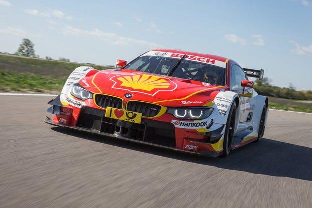 Shell и BMW задълбочават сътрудничеството си