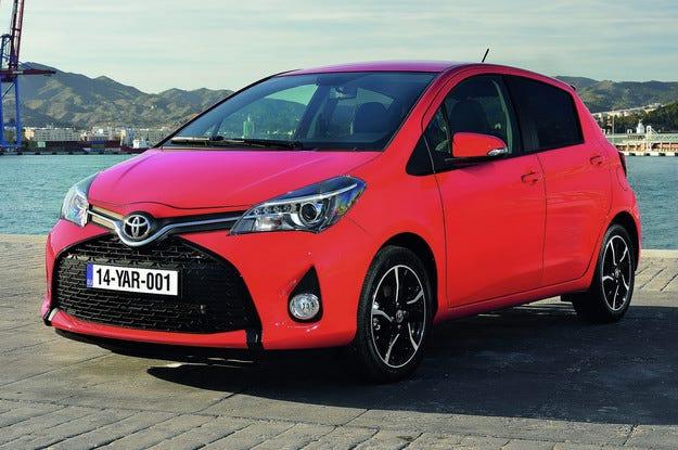 Toyota Yaris попадна в топ 10 на европейските бестселъри