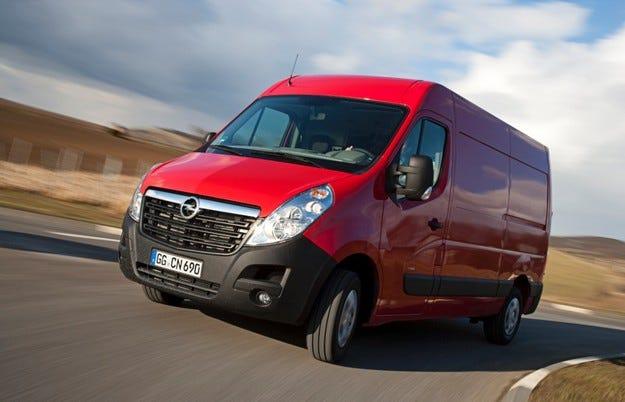 DEKRA: Opel Movano побеждава в транспортния клас