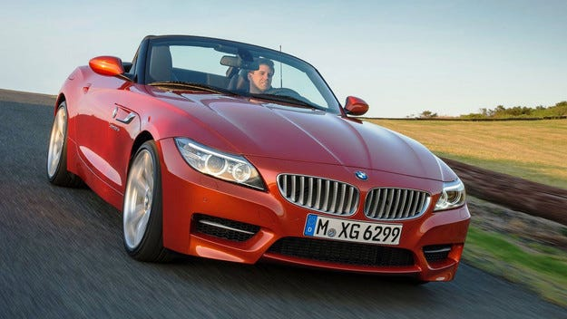 BMW се надява да замени Z4 преди 2020 година