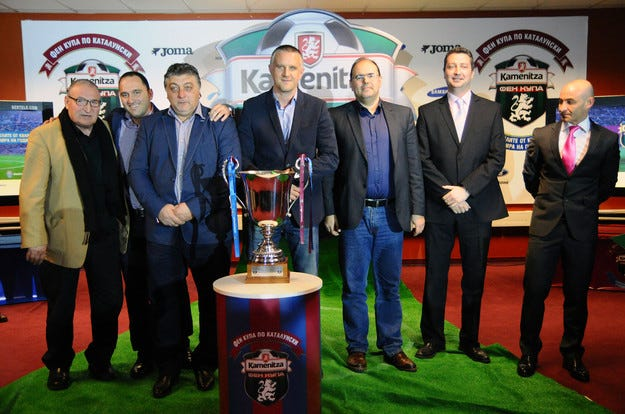 Теленор подкрепя футболния турнир Kamenitza Фен Купа