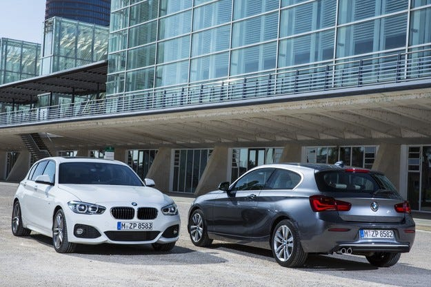 BMW изпреварва преките си конкуренти през февруари