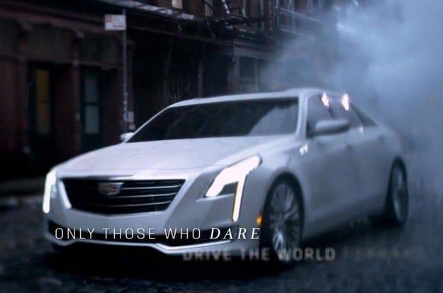 Cadillac потвърди CT6 за изложението в Ню Йорк