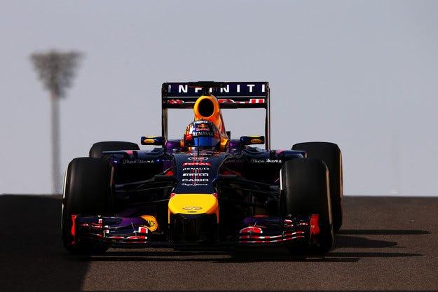 Red Bull напуска Формула 1?
