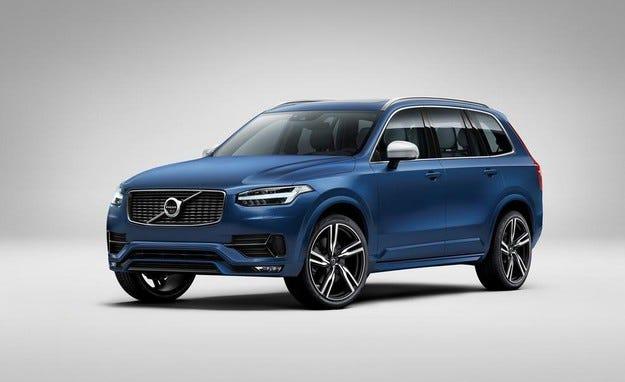 Volvo отделя 20 месеца за разработка на нов модел