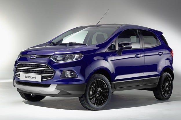 Ford откри нов завод, за да утрои износа от Индия