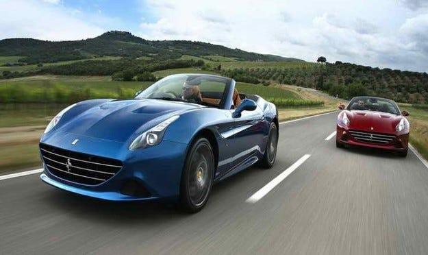 Ferrari ще представи своя най-достъпен модел през 2019 г.