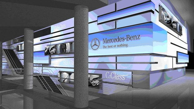 Daimler е близо до решение за завод на Mercedes в Русия