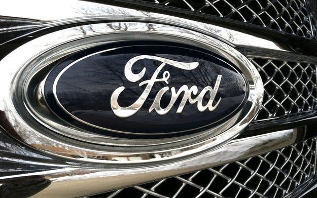 Ford патентова 11-степенна автоматична трансмисия