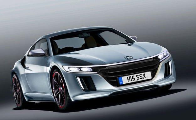 В скоро време новият Honda S2000 ще бъде хибрид
