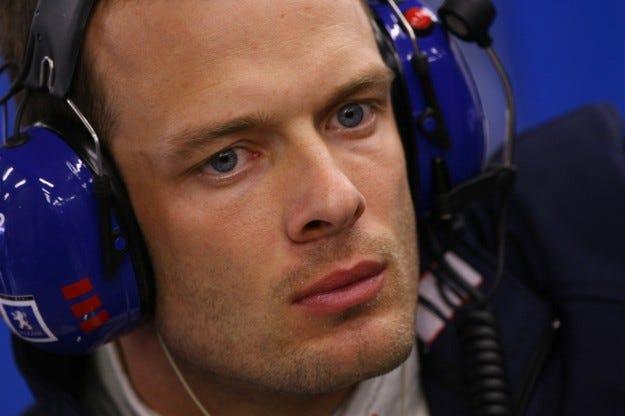 Вурц се оттегля от Формула 1