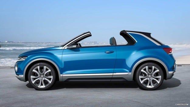 Новият Volkswagen Golf ще получи и каросерия тип тарга