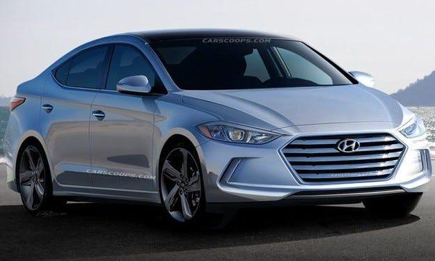 Представят новия Hyundai Elantra през ноември 2015 г.