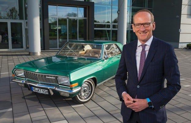 В Бодензее Класик: Opel с няколко много специални модела