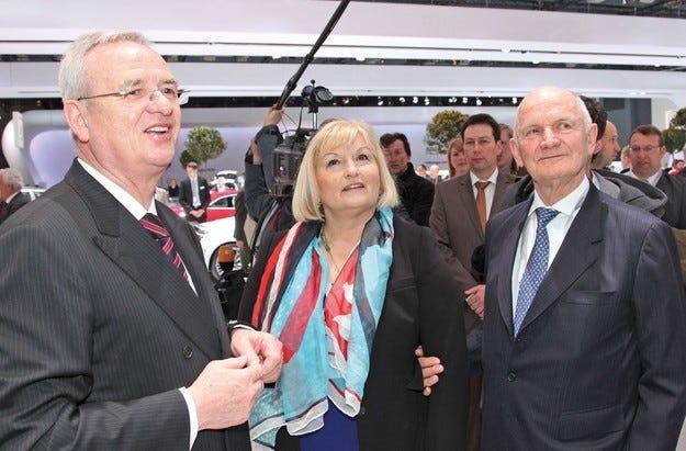 Volkswagen все пак ще следва повелите на Фердинанд Пийх