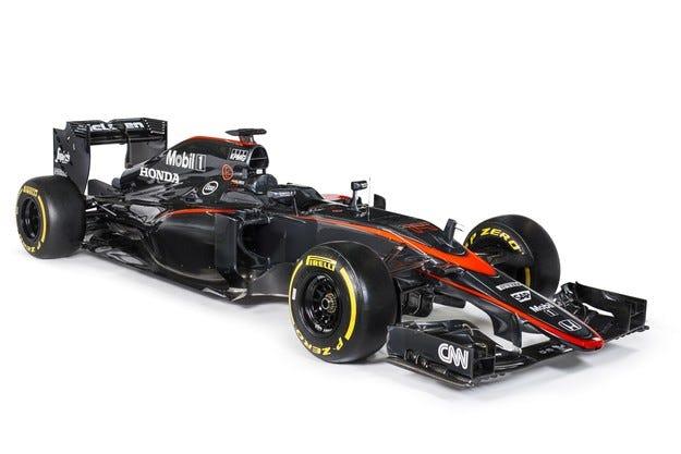 McLaren ще има нова визия за Гран при на Барселона