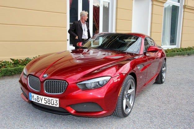 BMW ще представи два нови концепта през май 2015 г.