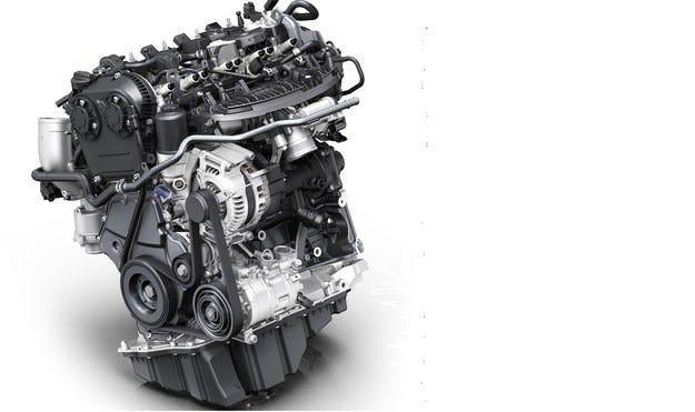 Audi представи високоефективен бензинов двигател
