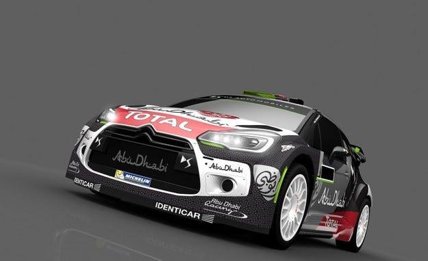 Развитието на DS3 WRC продължава с пълна сила