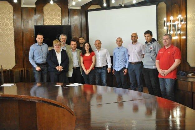 Кметът на Русе подкрепи студентите за Shell Eco-marathon
