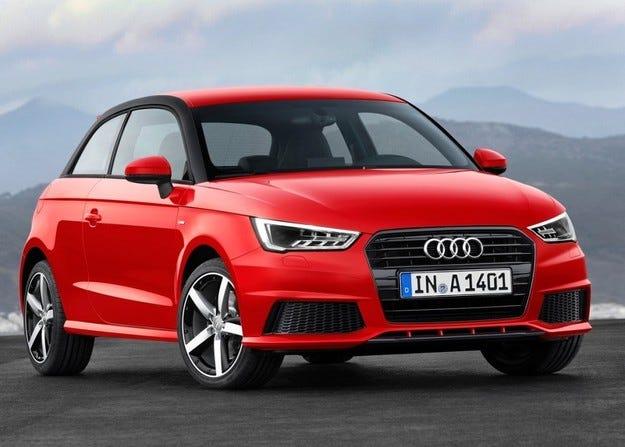 Производството на Audi A1 се мести от Белгия в Испания