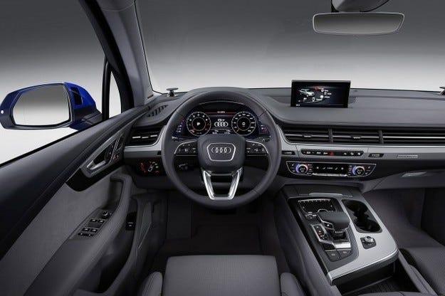 Audi учи колите да пестят гориво чрез навигацията