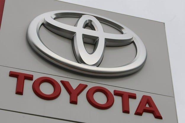 Пак оцениха Toyota като най-скъпа автомобилна марка