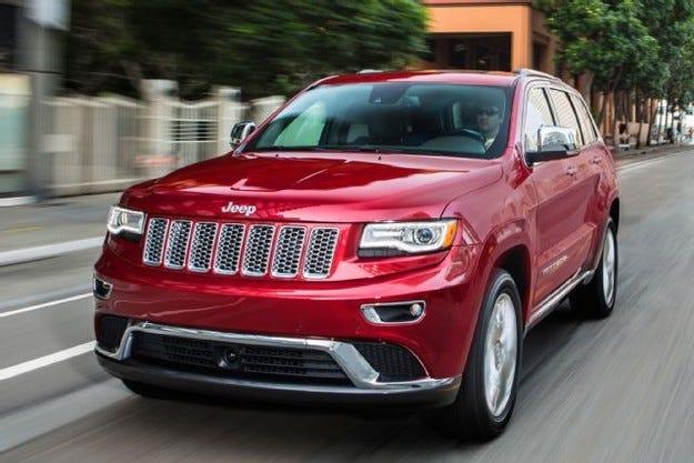 Jeep ще прави нов флагмански високопроходим модел