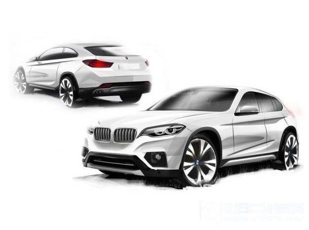 Кросоувърът BMW X2 ще се появи на пазара през 2017 г.