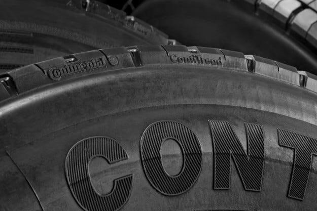 Трето поколение гуми за обществен транспорт от Continental