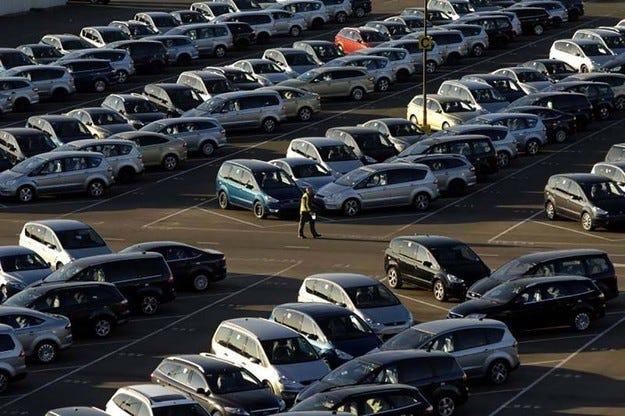 20 месеца поред пазарът на нови коли в Европа върви нагоре