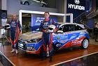 Представиха автомобила за Hyundai Racing Trophy