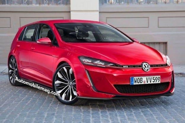 Volkswagen Golf VIII ще получи и топ версия RS