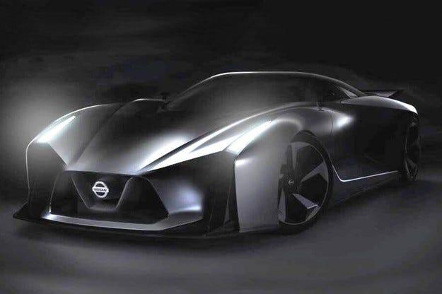 Nissan разкри задвижването на новото поколение GT-R