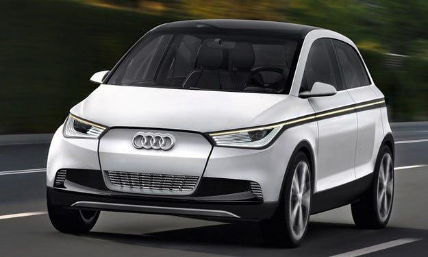 Най-малкият модел на Audi ще бъде представен през 2016 г.