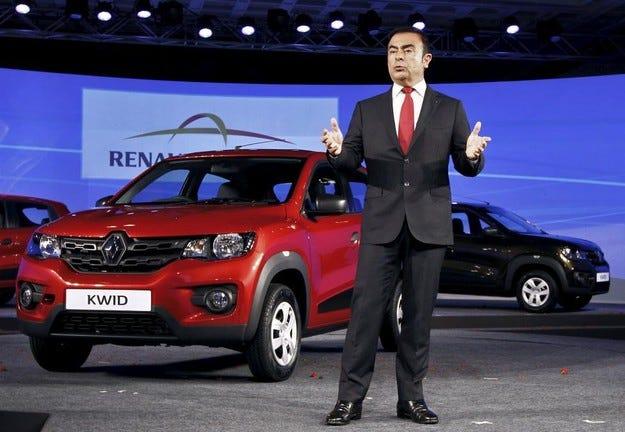 Хечбекът Renault Kwid получава двигател с 57 к.с.