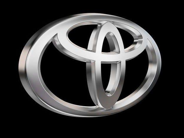 ОпределихаToyota като най-скъпа автомобилна марка