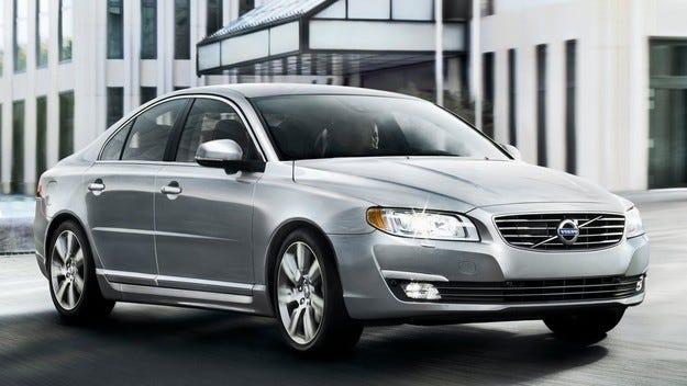 Volvo ще представи наследник на S80 в началото на 2016