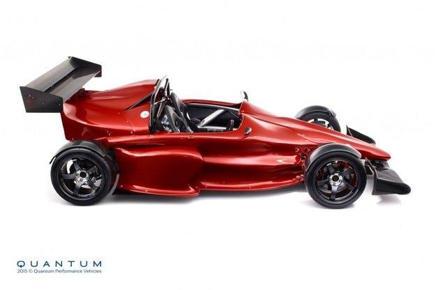 В Австралия направиха свръхбърз спортен автомобил