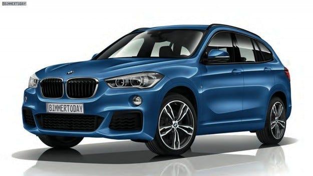 Новият BMW X1 получава и спортна версия